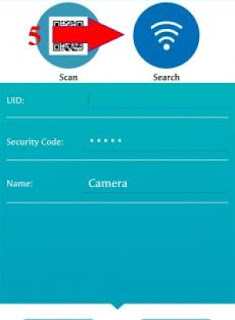 Cara Mengetahui IP address Cctv dan Port Cctv di Android