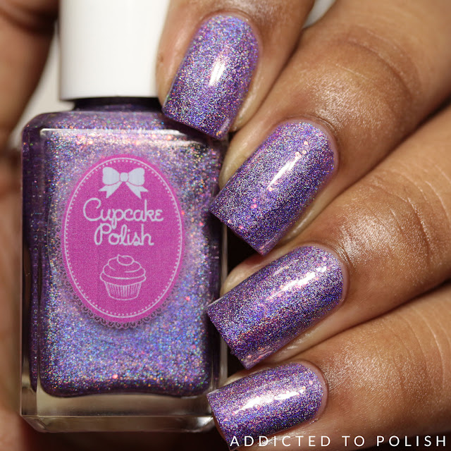 Cupcake Polish Sea-duction Seashells Collection