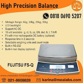 High Precision Balance Sonic SSB