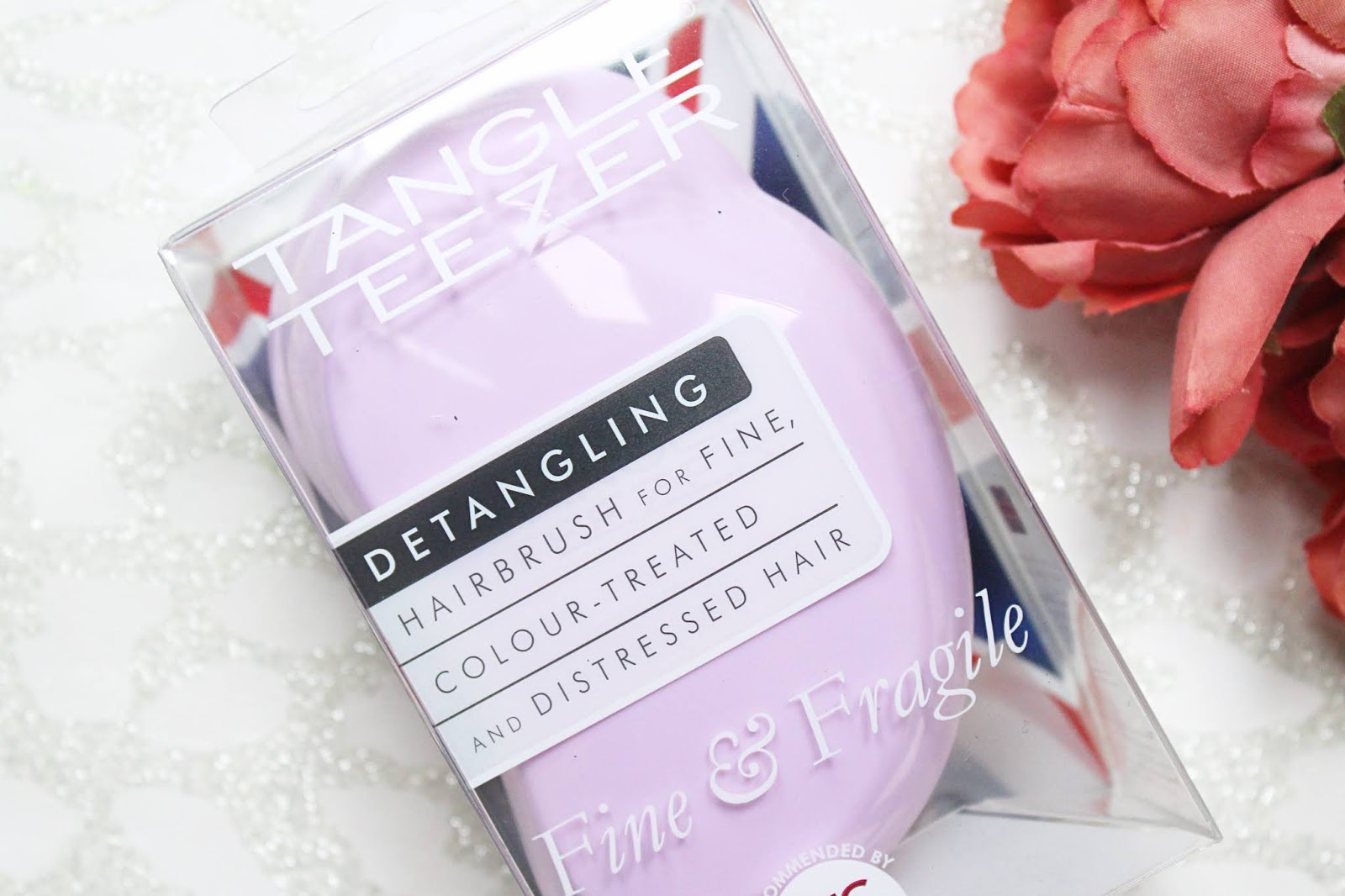 Tangle Teezer Fine & Fragile Review