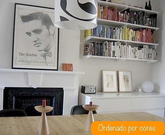 estantes para livros. decoraçao
