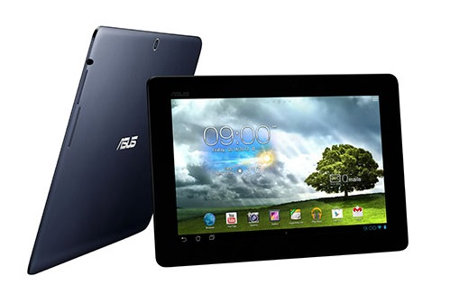 Asus Memo Pad Smart 10 Specifications - LAUNCH Announced 2013, February  Tablet with no support for GSM voice communication, SMS, and MMS This is not a GSM device, it will not work on any GSM network worldwide. DISPLAY Type  LED-backlit IPS LCD capacitive touchscreen, 16M colors Size 10.1 inches (~62.2% screen-to-body ratio) Resolution 1280 x 800 pixels (~149 ppi pixel density) Multitouch Yes, up to 10 fingers BODY Dimensions 263 x 180.8 x 9.9 mm (10.35 x 7.12 x 0.39 in) Weight 580 g (1.28 lb) SIM No PLATFORM OS Android OS, v4.1 (Jelly Bean) CPU Quad-core 1.2 GHz Chipset Nvidia Tegra 3 T33 GPU ULP GeForce MEMORY Card slot microSD, up to 32 GB (dedicated slot) Internal 16 GB, 1 GB RAM CAMERA Primary 5 MP, autofocus Secondary 1.2 MP Features Geo-tagging Video Yes NETWORK Technology No cellular connectivity 2G bands N/A GPRS No EDGE No COMMS WLAN Wi-Fi 802.11 a/b/g/n, dual band GPS Yes USB microUSB v2.0 Radio No Bluetooth v3.0, A2DP, EDR FEATURES Sensors Accelerometer, gyro, compass Messaging Email, Push Email, IM Browser HTML5 Java No SOUND Alert types Vibration; MP3, WAV ringtones Loudspeaker Yes, with stereo speakers 3.5mm jack Yes  - SRS audio BATTERY  Non-removable Li-Po battery (19 Wh) Stand-by  Talk time Up to 8 h 30 min (multimedia) Music play  MISC Colors Crystal White, Midnight Blue, Fuchsia Pink  - HDMI port - 5GB of ASUS cloud storage for life - MP3/WAV/WMA/AAC player - MP4/H.264 player - Document viewer - Photo viewer/editor