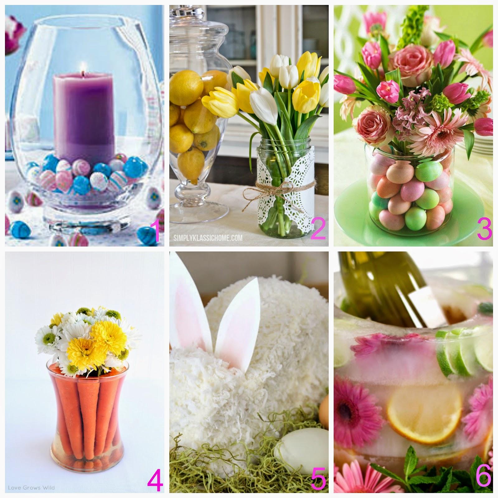 Top Centrotavola fai da te per Pasqua | donneinpink magazine VU47