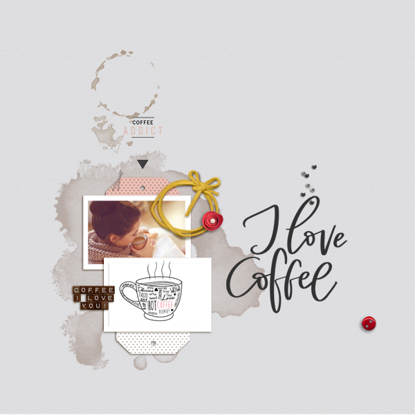 coffee addict © sylvia • sro 2019 • coffee i love you & school days templates by rachel etrog designs
