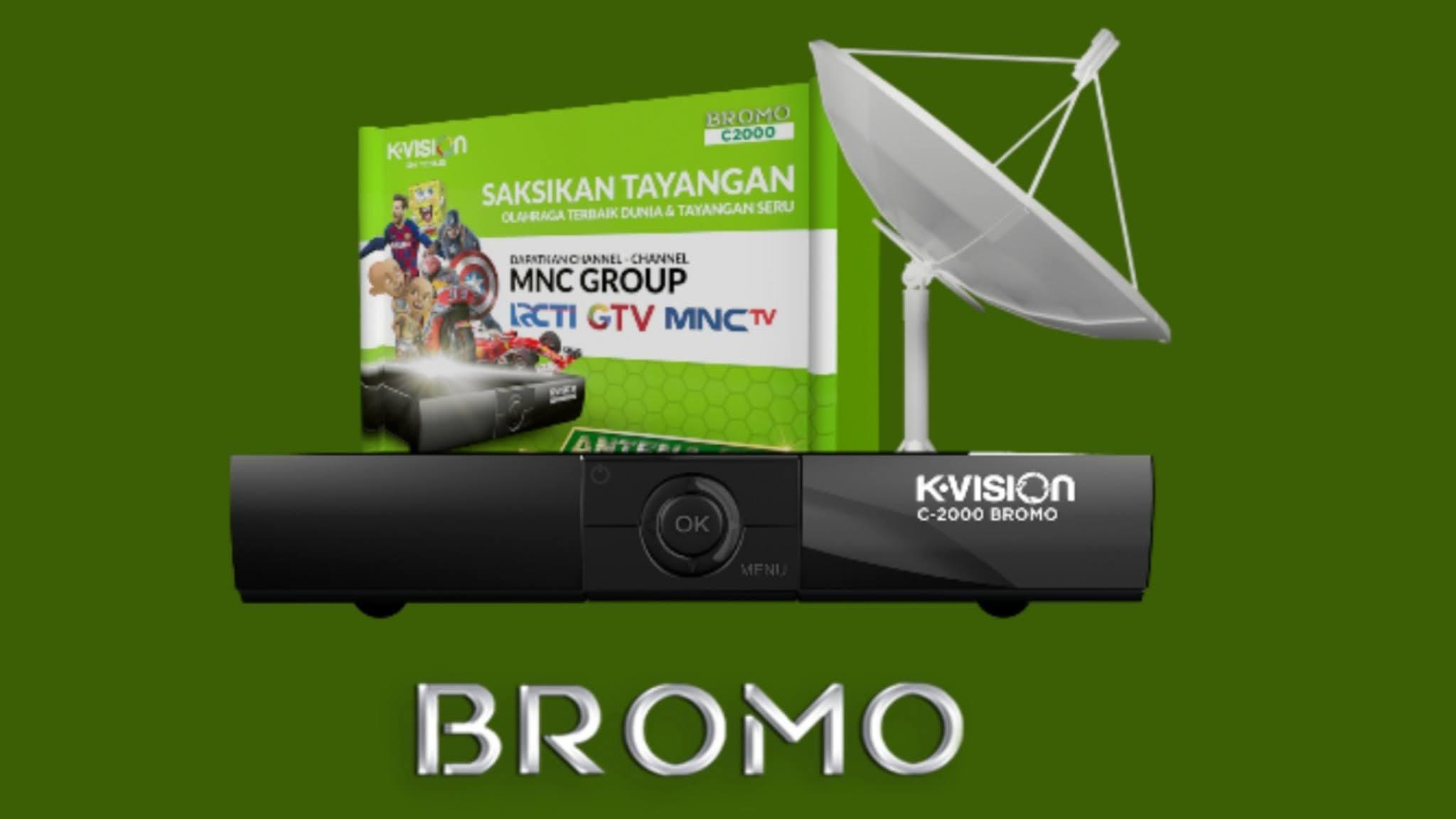 Kelebihan dan kekurangan kvision Bromo c2000 Terbaru 2020
