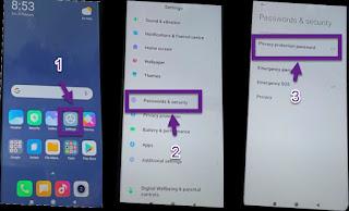 Cara Remove FRP Bypass Xiaomi Poco F2 Pro MIUI 12 Android 11