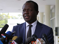 You won't believe why Jubilee's RAFAEL TUJU chickened out of an interview with Citizen TV.
