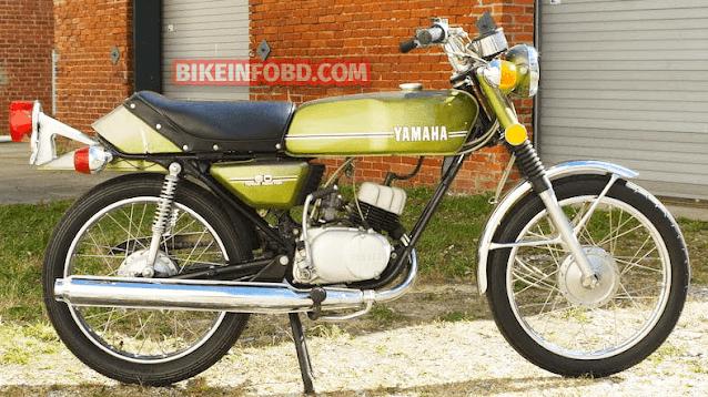 1975 Yamaha RD60