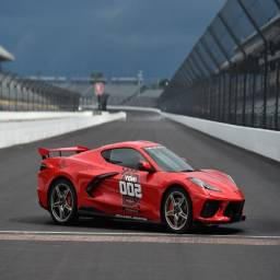 IMS announces official pace car, driver for Indianapolis 500