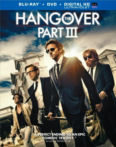 The Hangover Part III (2013) 720p BluRay 750mb yify