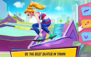 Game City Skater - Rule the Skate Park v1.0.2 Apk Mod4
