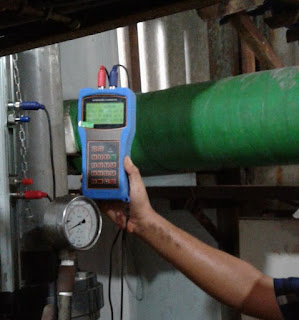 Flowmasonic WUF100 Ultrasonic Flow Meter