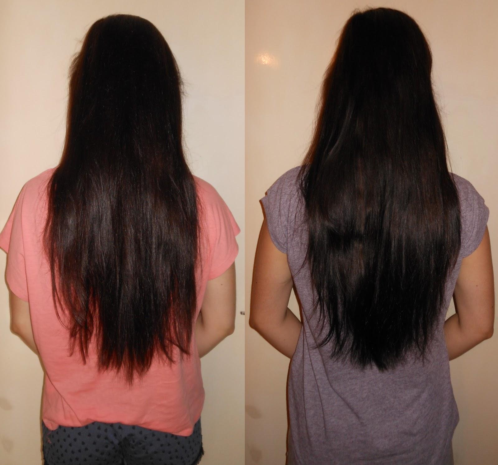 pousse de cheveux rapide et naturelle photos d 39 volution de pousse de cheveux du mois de juillet. Black Bedroom Furniture Sets. Home Design Ideas