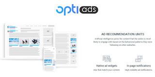 OptiAds - publicidad nativa