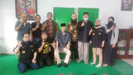 DPD Partai Ummat Magelang Silaturahmi ke Pondok Pesantren Muhammadiyah Tempuran Magelang