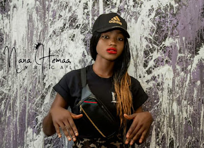 New Video! Nana Hemaa Lyrical - Dangerous For Your Support
