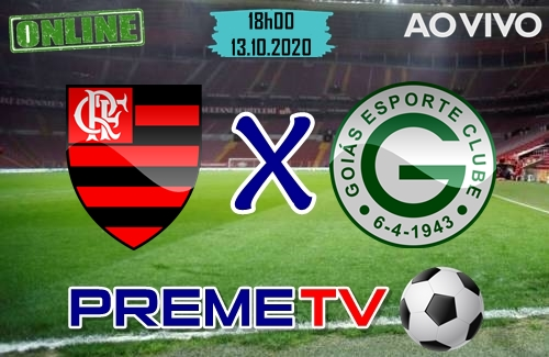 Flamengo x Goiás Ao Vivo