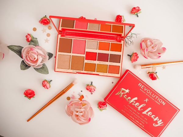 REVIEW | REVOLUTION X RACHEL LEARY GODDESS ON THE GO PALETTE