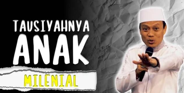 Ustad Das'ad Latif : Pesan Untuk Anak Muda agar Jadi Orang Hebat | PikiranSaja.com