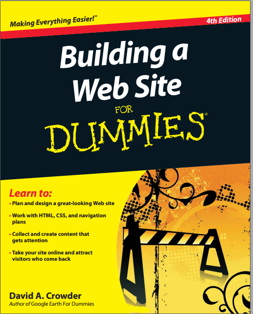 building a website for dummies 4th edition pdf free download