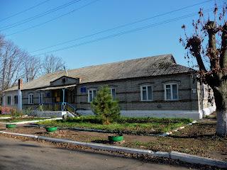 Александро-Калиново. Сельсовет, почта, магазины