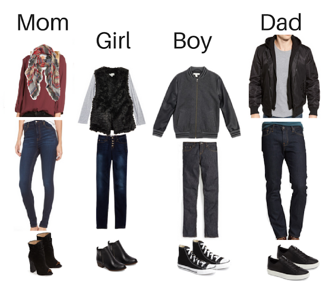 Ideas for family outfits