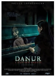 Screenshot film Danur 2017