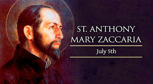 Santo Antonius Maria Zaccaria