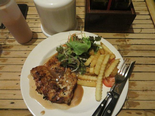 Куриный стейк в Джано