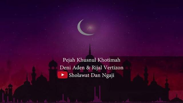 lirik pejah husnul khatima bahasa indonesia lengkap