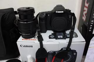 Harga Kamera Canon EOS 60D Terbaru 2016