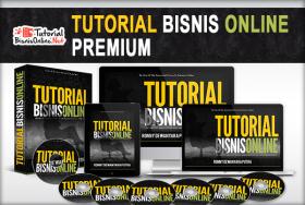 Tutorial Bisnis Online Premium