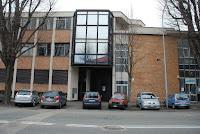 La facciata del progetto Easydora a Torino