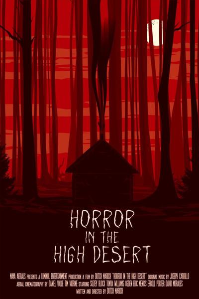 Horror in the High Desert (2021)