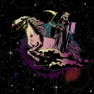 """Doom psych """"Behold a Pale Horse"""" EP by Watchman"""