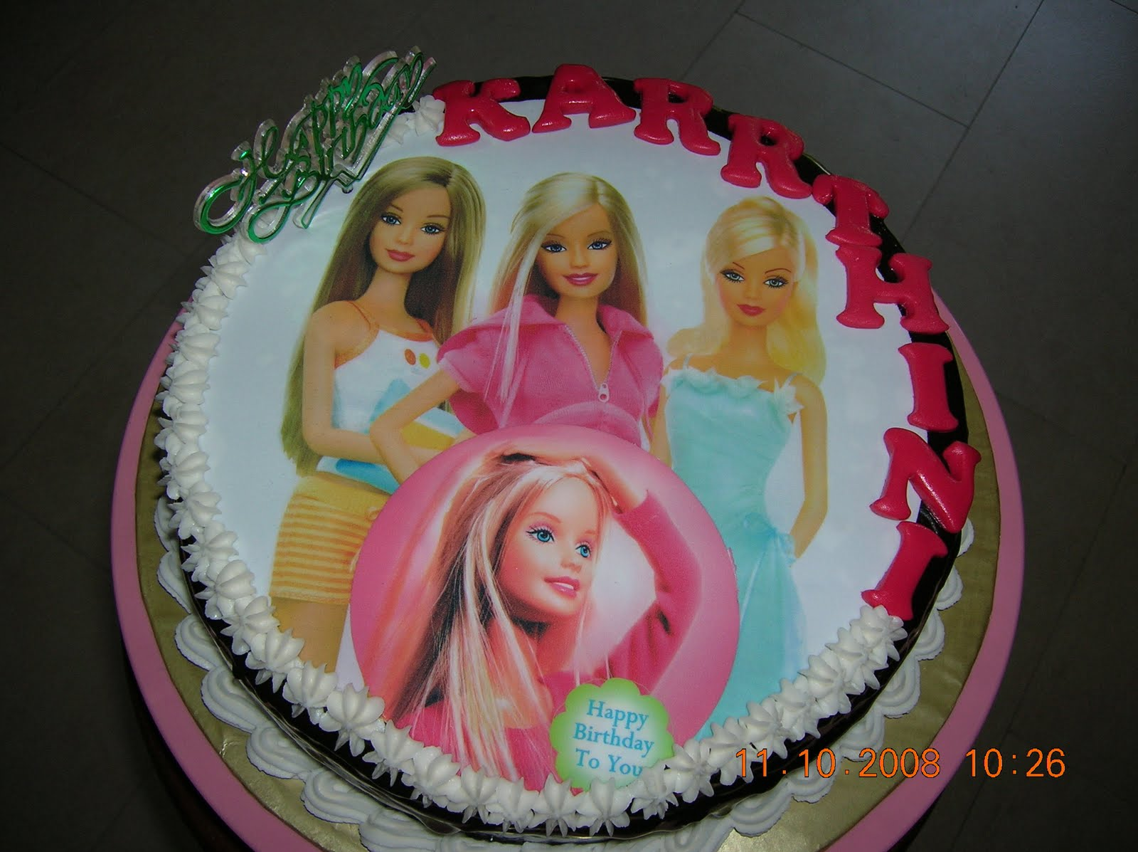 Cakes Cakes N More Barbie Doll Cake 2