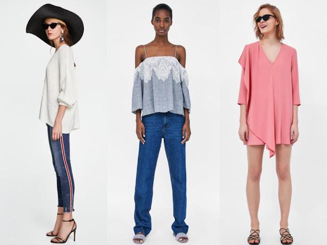 La nuova collezione Zara Primavera Estate 2018 punta come sempre a  conquistare proprio tutte e lo fa con la sua ampia selezione di capi  fashion ispirati a ... 7278b7971ac