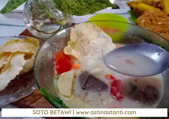 Soto Betawi Home Town