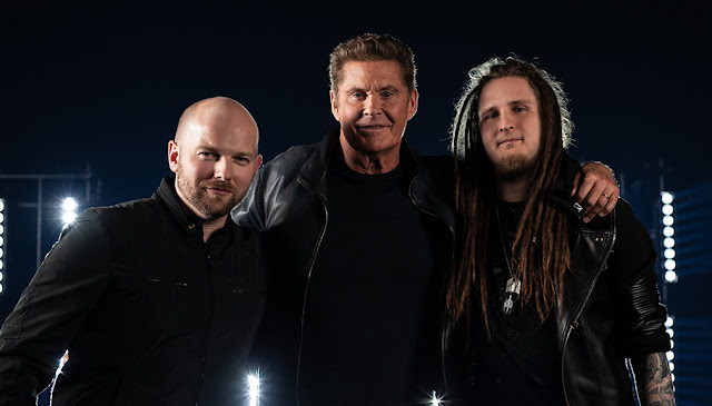 David Hasselhoff Goes Metal With Two Man Music Project CueStack