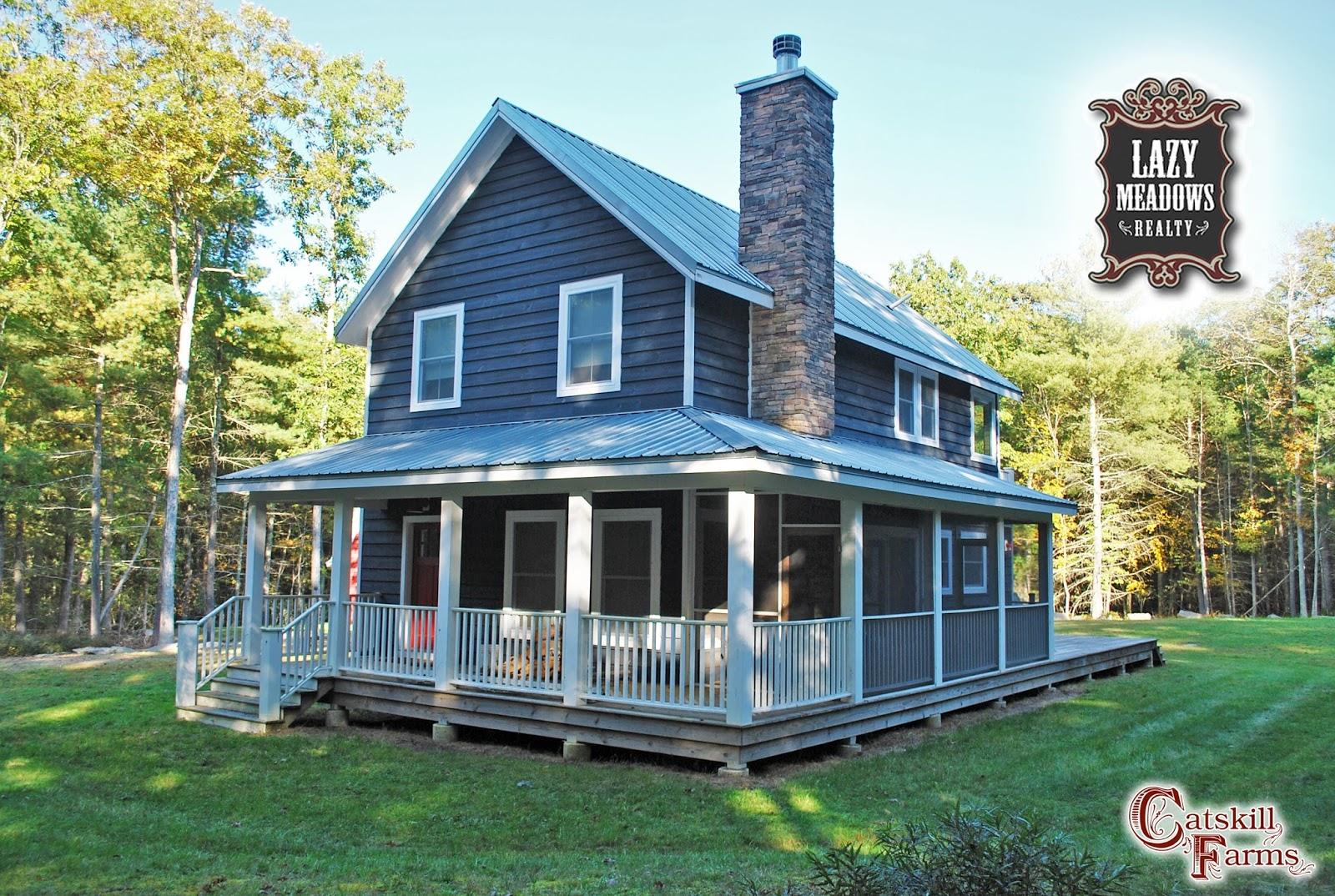 Sullivan County Ulster County Real Estate Catskill