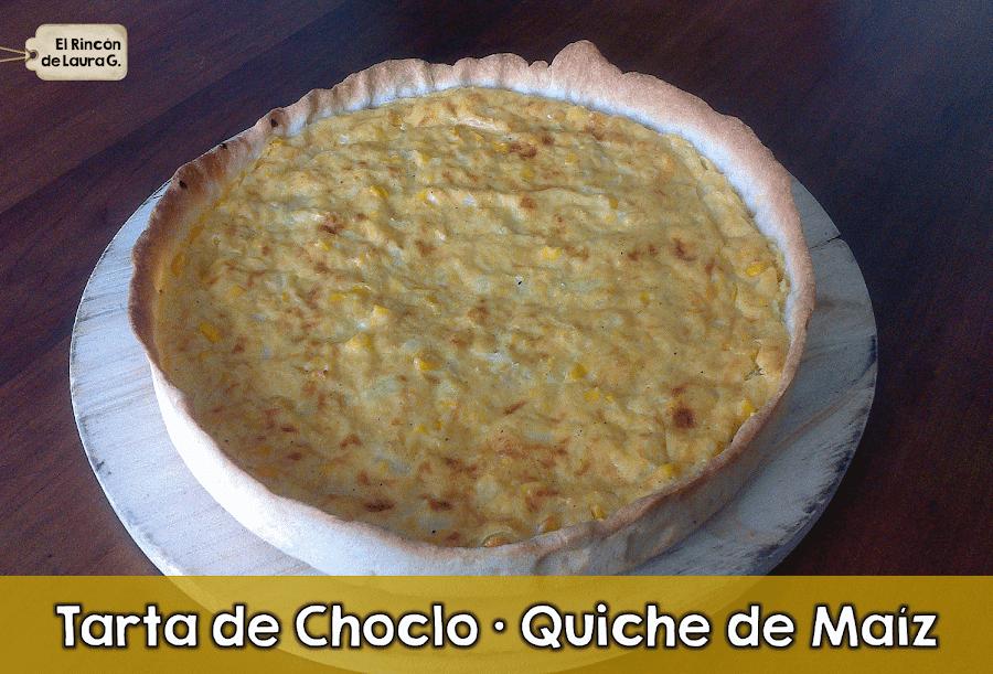 Tarta de Choclo ? Quiche de Maíz
