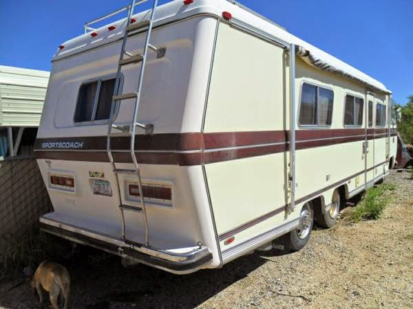 Used RVs Used 1982 Chevy Sportscoach Motorhome for Sale ...