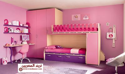 غرف نوم الأطفال 2020