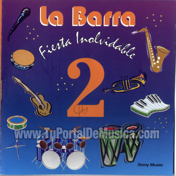 La Barra - Fiesta Inolvidable 2 (2000)