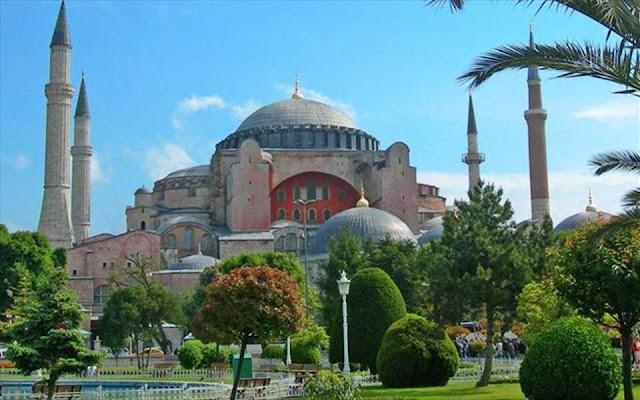 Τζαμί θέλουν την Αγία Σοφία οι Τούρκοι ψηφοφόροι