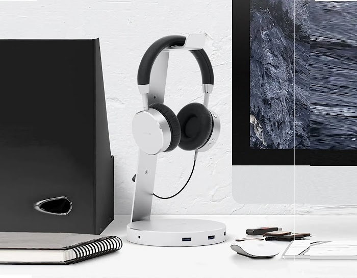 Satechi Aluminum USB Headphone Stand review