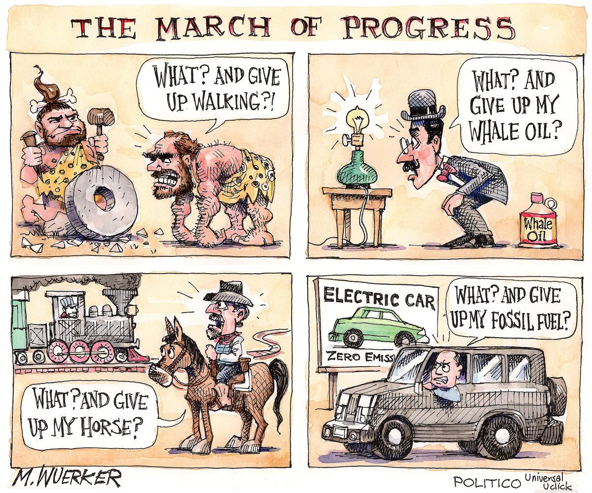 idea of progress india