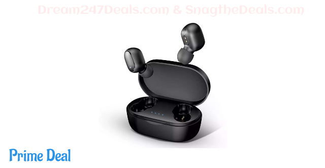 True Wireless Earbuds with Immersive Sound 50%OFF