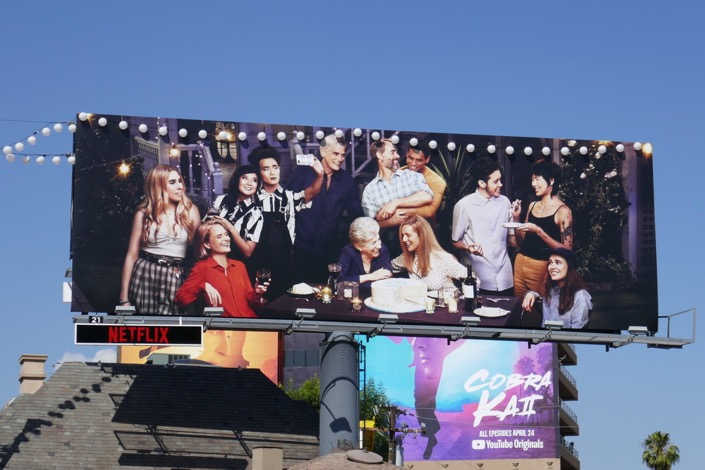 Tales of the City Netflix cast billboard