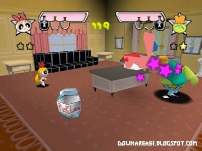 Powerpuff Girls Nintendo 64
